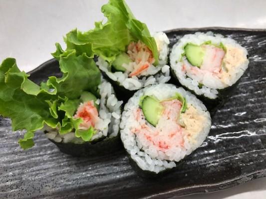 おいしい巻き寿司